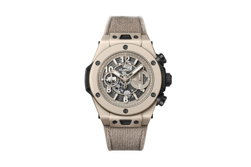 Hublot's Newest Big Bang Unico Was Made for Rhino Conservation