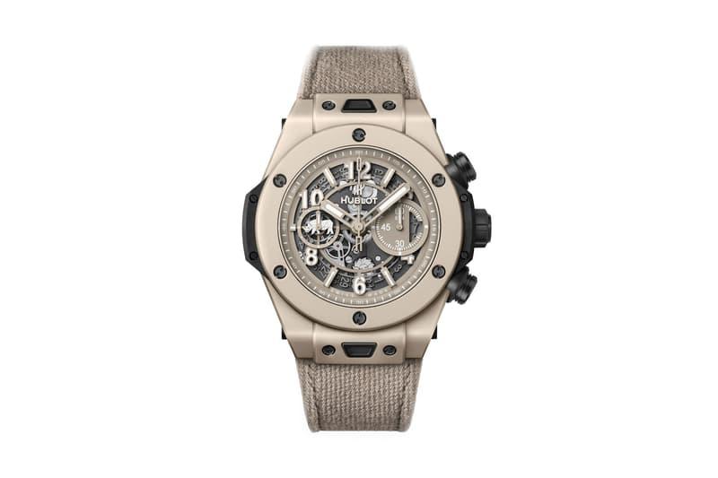 Hublot Big Bang Unico SORAI Release Rhino Conservation watches swiss made swiss watch poaching hunting ivory news wristwatches
