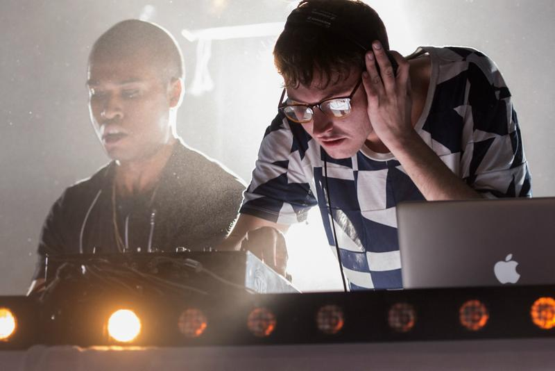 Hudson Mohawke Lunice TNGHT 2019 Essential Mix bbc radio 1 stream october 2019 music song songs track tracks collab collaboration