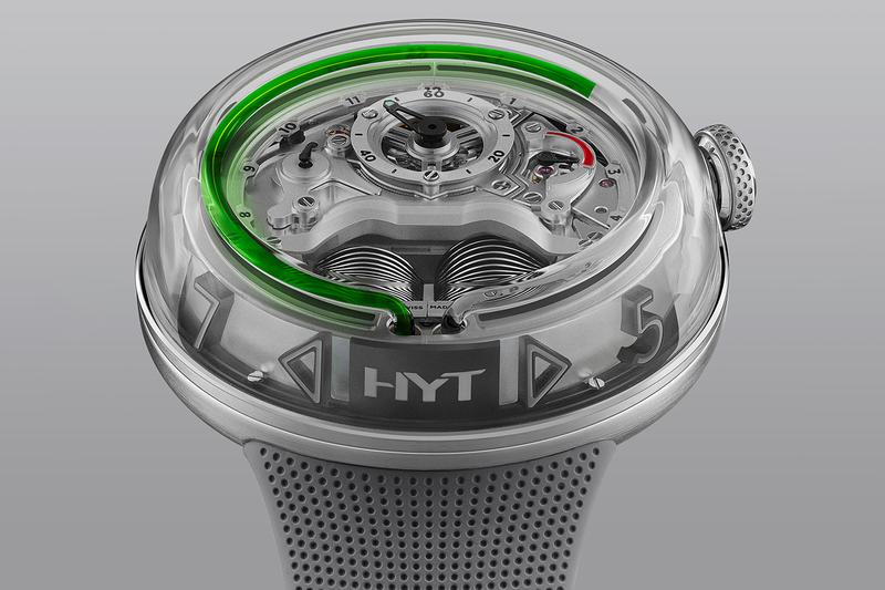 HYT Watches H5 Collection Info swiss watches Watches Eric Coudray
