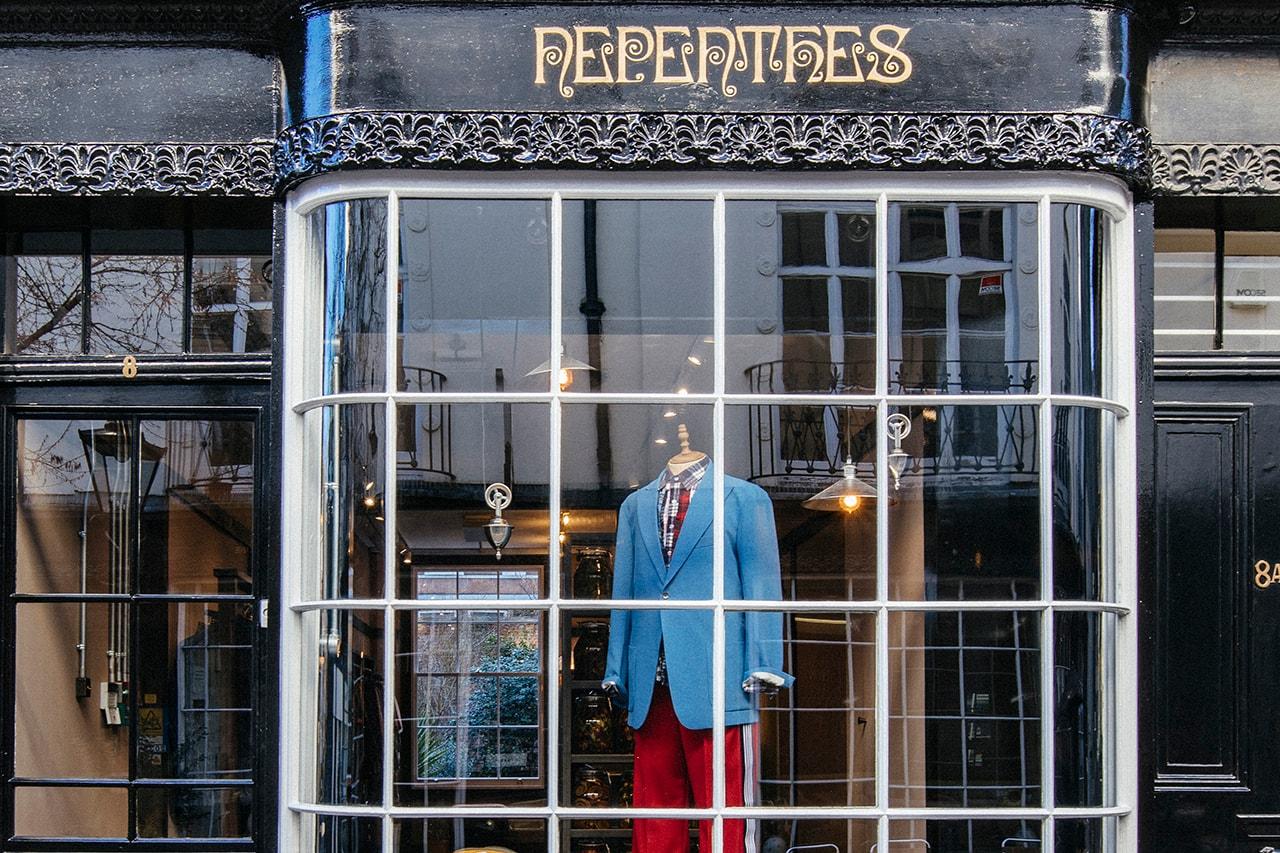 Japanese brands London UK Needles Nepenthes blackmeans AURALEE 45R Snow Peak Ministry of Foreign Affairs Fumiko Takahashi Kei Saito Laura Robertshaw