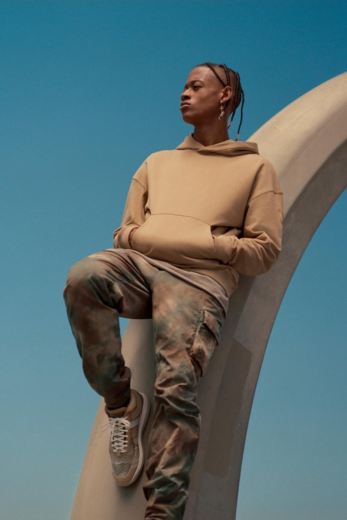 John Elliott x Nike LeBron Icon parachute Beige colorway october 9 2019 clothing Capsule collection collaboration long sleeve tee shirt hoodie hat buy earth tone drop release date