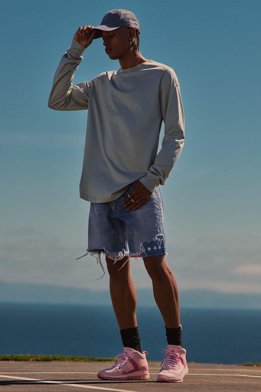 John Elliott x Nike LeBron Icon \