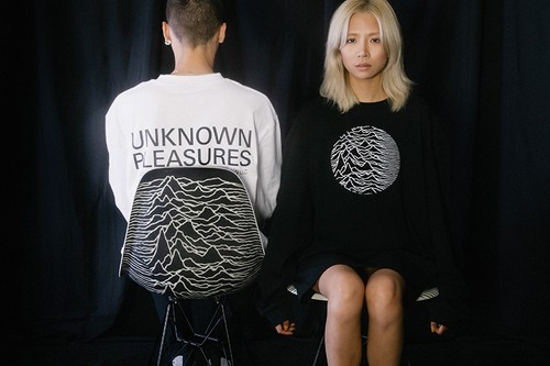 PLEASURES Celebrates 40th-Anniversary of Joy Division's 'Unknown Pleasures' With a Striking Capsule