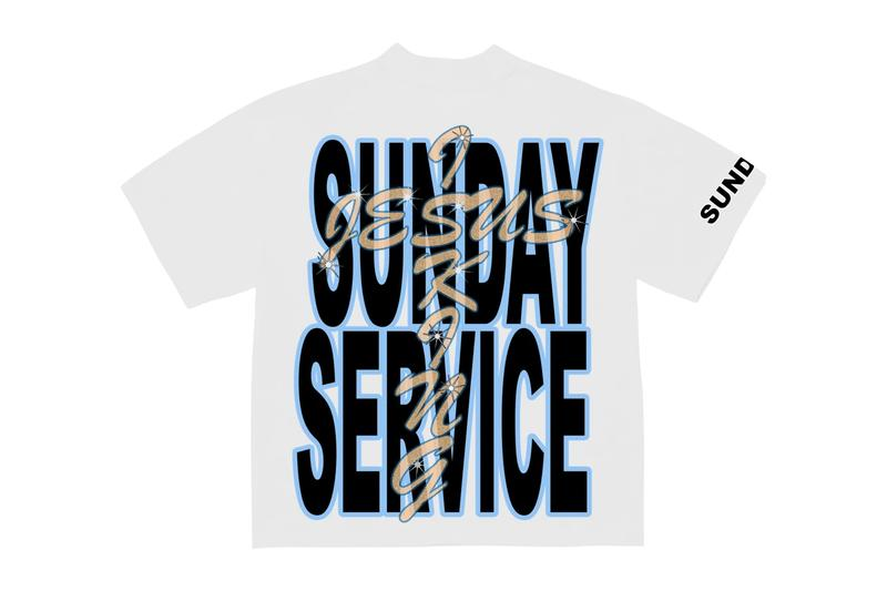 AWGE For 'Jesus Is King' Merchandise Release Kanye West Sunday Service album merch Los Angeles pop-up pre-order yeezy garments drop date price info buy now