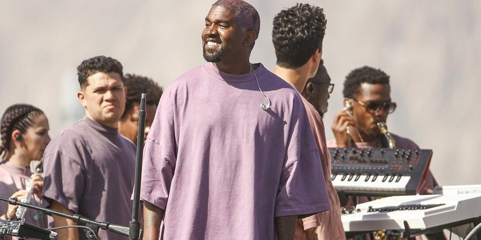 Check Out the Full Credits for Kanye West's New Album 'Jesus Is King'