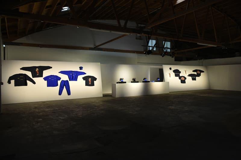 Kanye West Releases Official 'Jesus Is King' Merchandise album clothes mock neck t-shirts longsleeves crewnecks hooded sweatshirts vinyl record LP buy now release info drop date price popup pop up shop
