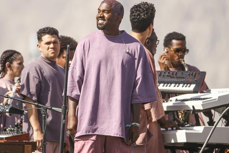 Kanye West Jesus Is King New Release Date howard university george washington university sunday service