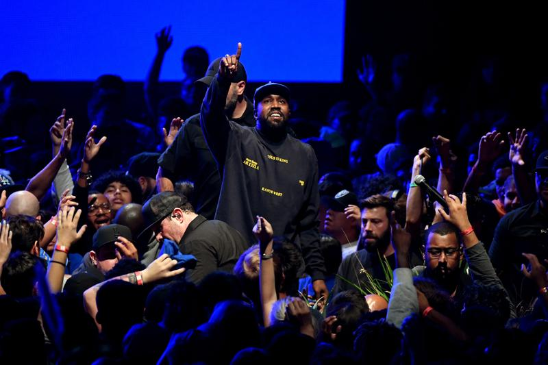 Kanye West Sunday Service at Inglewood Forum Livestream 'Jesus Is King' watch now Los Angeles LA tour gospel secular music christian rap hip-hop pusha t no malice clipse kenny g