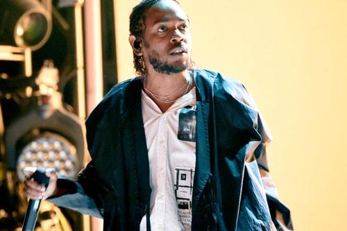 Kendrick Lamar Teases Upcoming Nike React Element 55