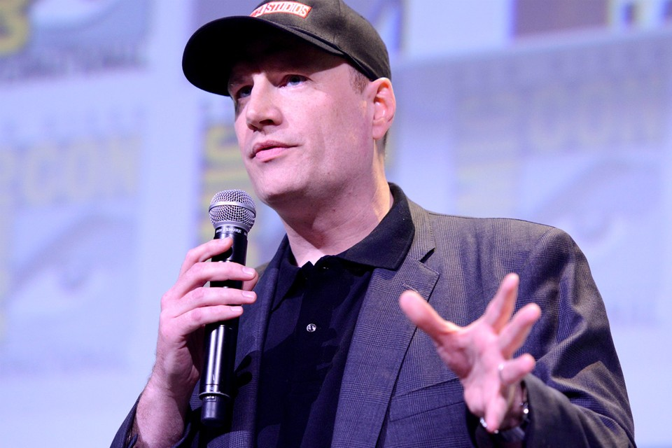 Kevin Feige Becomes Marvel's Chief Creative Officer