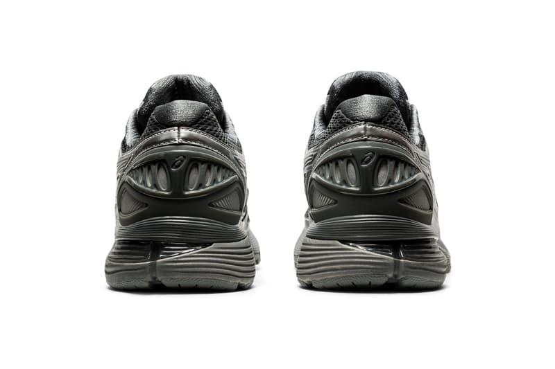 Kiko Kostadinov x ASICS GEL-Korik First Look sneakers collaborations showstudio machine a