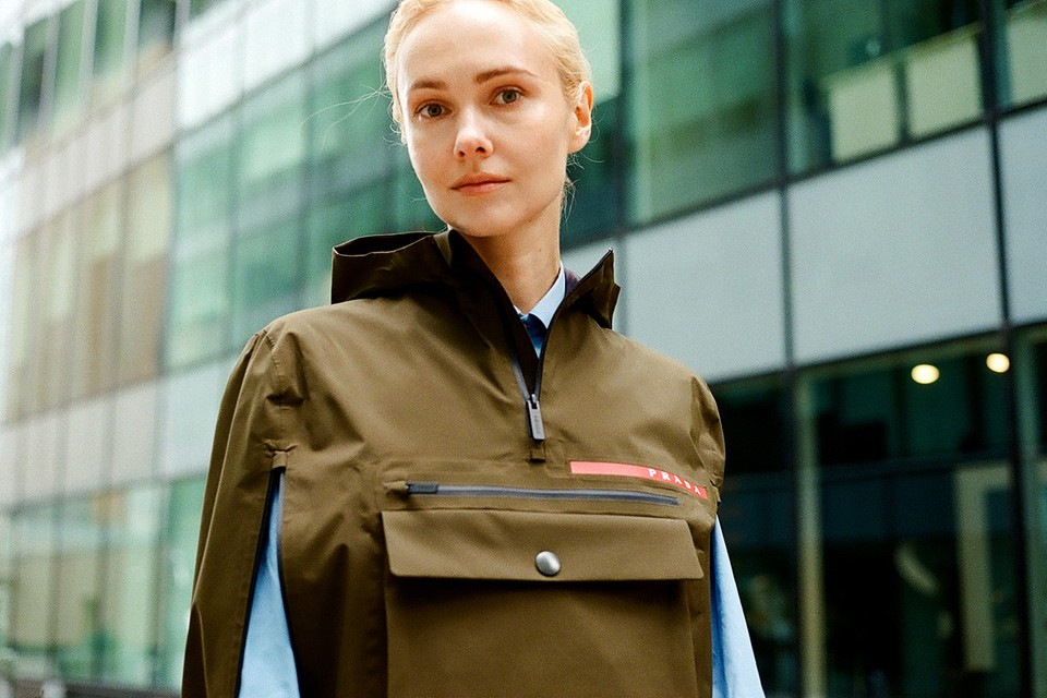 Prada Linea Rossa Launches FW19 Collection at KM20 Pop-Up