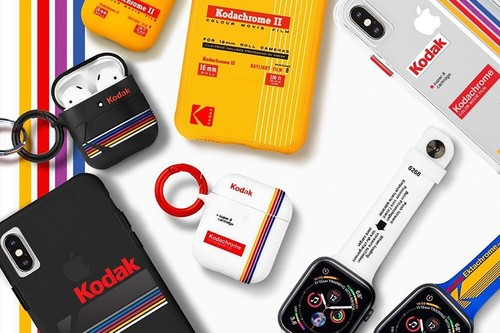 Kodak and CASE-MATE Launch New Series of Apple Cases