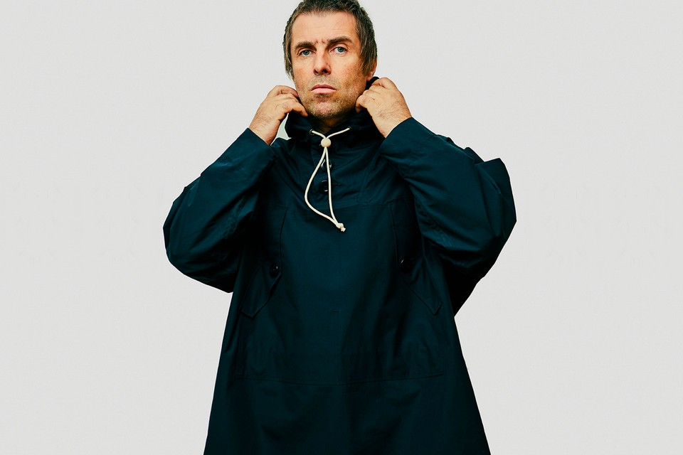 Liam Gallagher & Nigel Cabourn Share Love for Parkas in Latest Collab