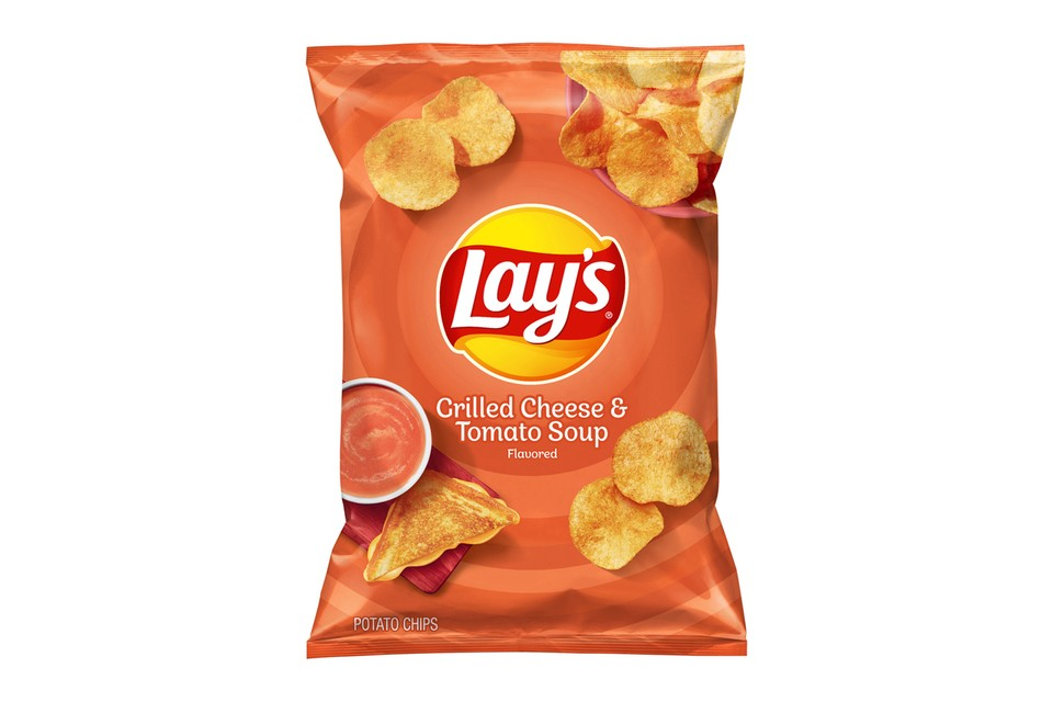 Lay's Welcomes New Flavor for Fall, Grilled Cheese & Tomato Soup