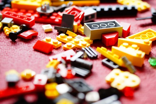 LEGO's New Program Recycles and Donates Unwanted Bricks