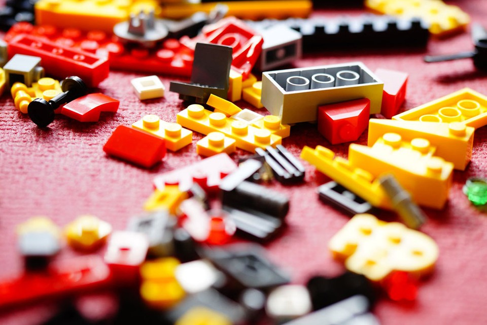 LEGO's New Program Recycles and Donates Unwanted Bricks