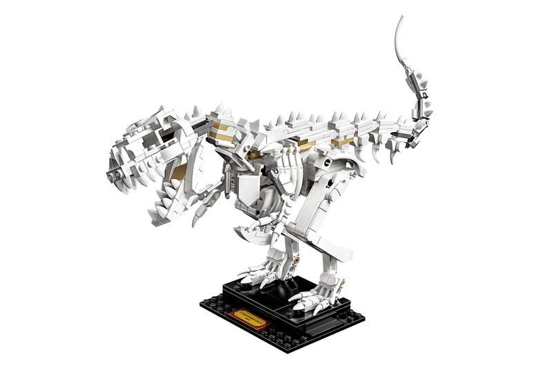 LEGO Ideas Dinosaur Fossil Set 910 pieces blocks toys models replica natural history museum