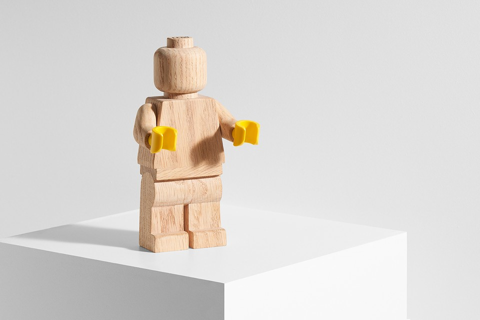 LEGO Introduces Large Customizable Wooden Figures