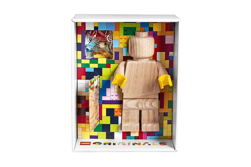 LEGO Originals Wooden Minifigure Release Info london toys customizable creativity bricks play nostalgia