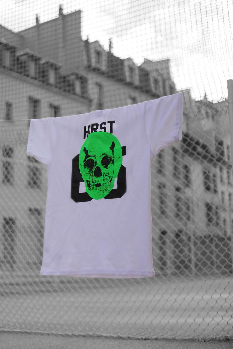 Damien Hirst X Les Art Ists Ss20 Capsule Collection Hypebeast