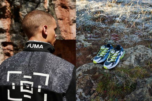 Les Benjamins & PUMA Reunite For Hiking-Inspired Collection