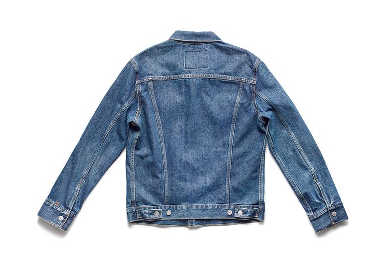 Jacquard by google jacket hi tech high release information smart phone levi's trucker sherpa classic buy cop purchase release information