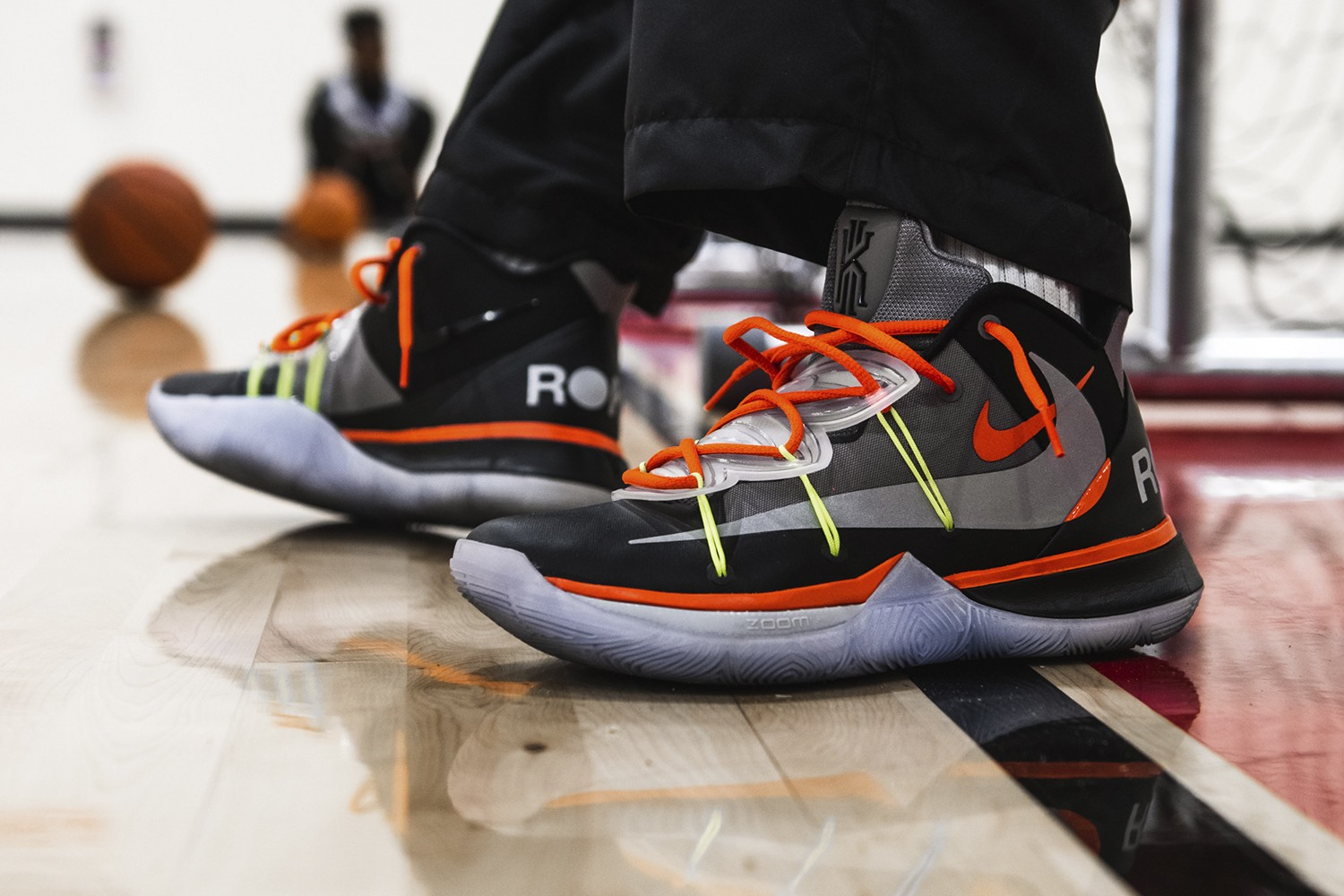 Limited Edition ROKIT x Nike Kyrie 5