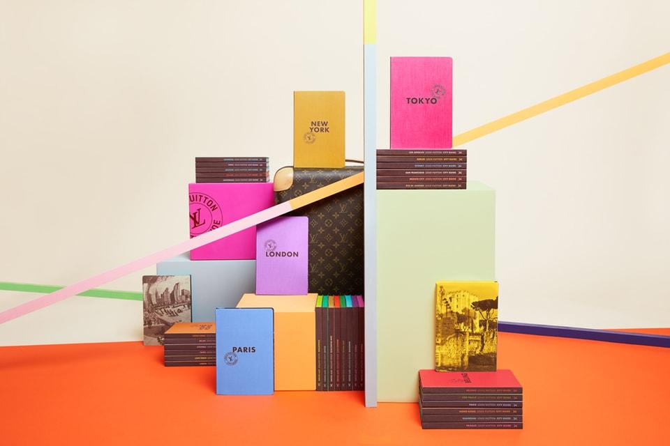 Louis Vuitton Unveils Latest 'City Guides' & 'Fashion Eye' Books