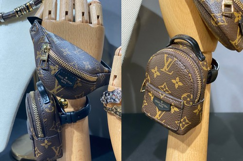 Louis Vuitton to Introduce Mini Monogrammed Bumbag & Palmsprings Wrist Bag for SS20