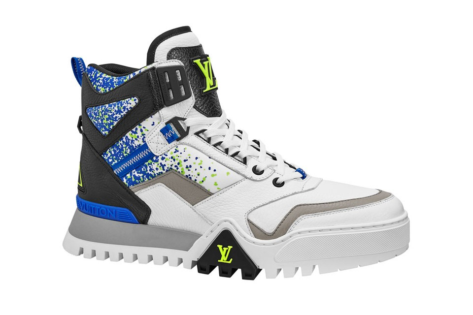 Louis Vuitton Updates Classic Styles for Pre-Spring 2020 Footwear & Accessories