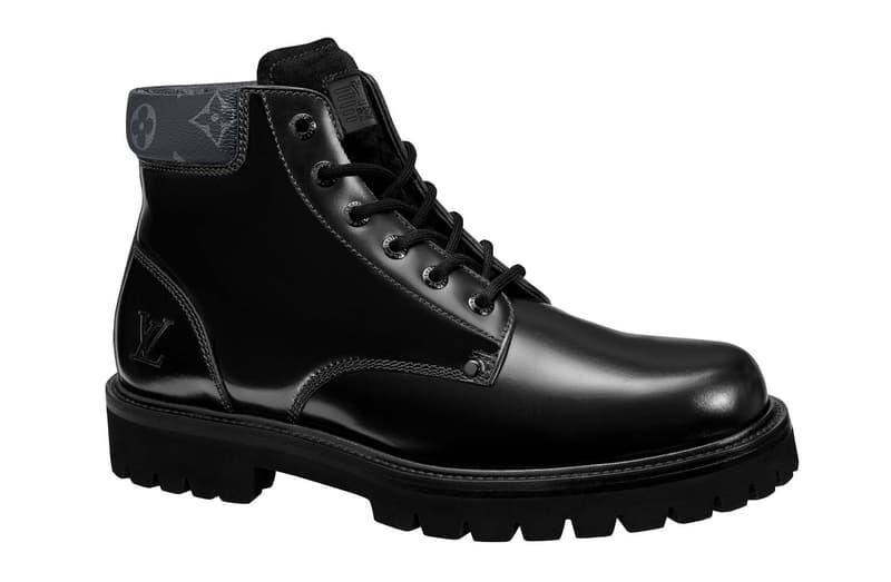 Louis Vuitton Pre-Spring 2020 Footwear & Accessories