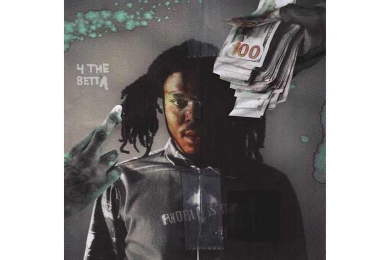 "Lucki Announces New Project & Shares ""4 The Betta"" Single 'days b4 iii' rap hip-hop chief keef dj eway chicago"