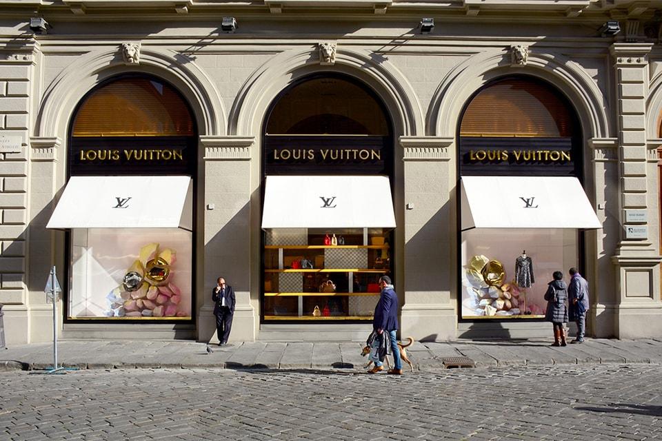 LVMH Sees 16 Percent Revenue Growth Thanks to Louis Vuitton & Dior