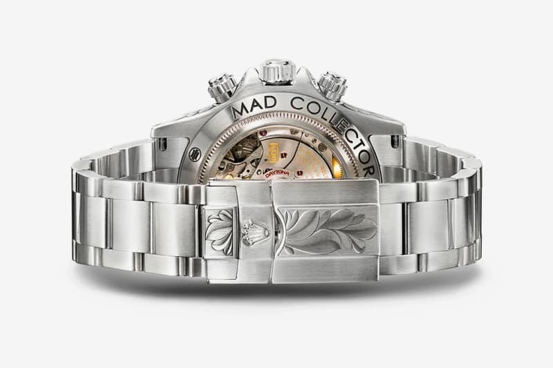 MAD Paris Rolex Daytona Openwork SK II Watch Release Info Date Buy