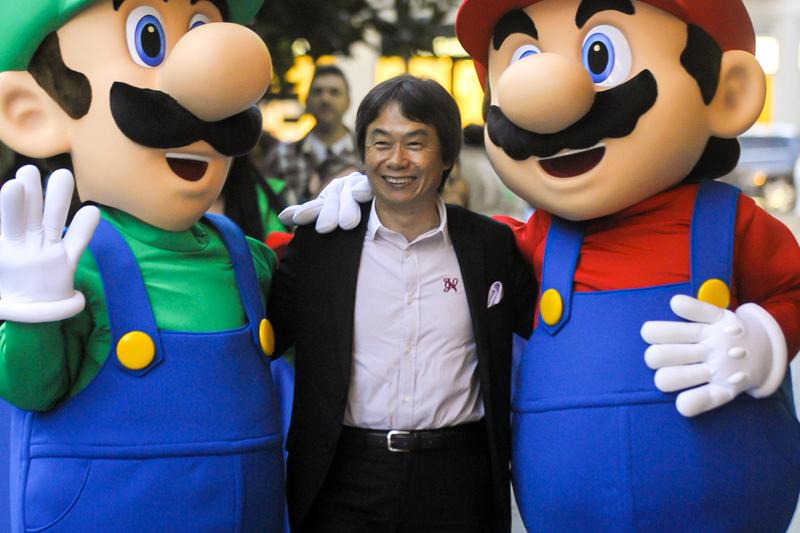 Super Mario Bros Creator Shigeru Miyamoto Receives Japanese Cultural Award honor video games nintendo the legend of zelda starfox donkey kong gaming 70s