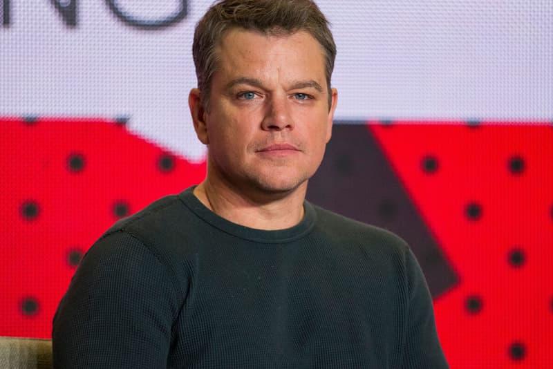 Matt Damon 250 Million USD avatar james cameron lead role rejection ford v ferrari