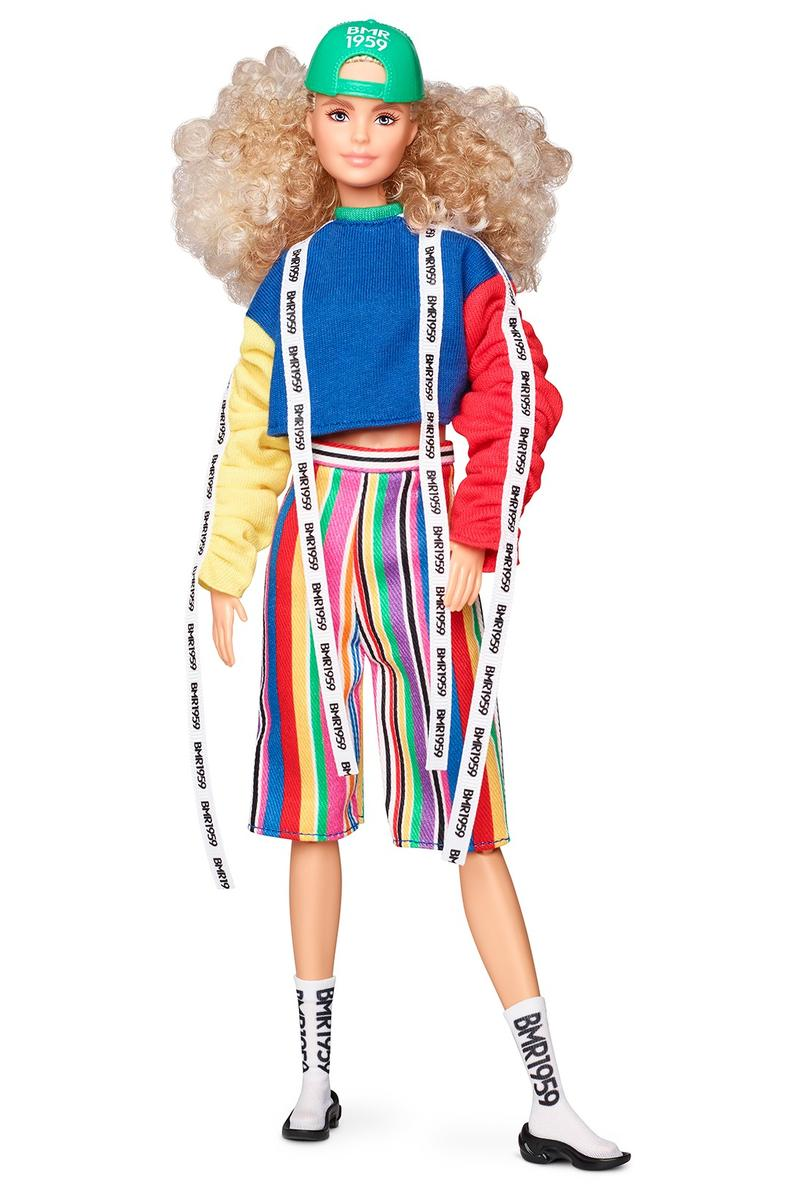 "Streetwear-Inspired ""BMR1959"" Barbie Collection mattel collectibles toys ken"