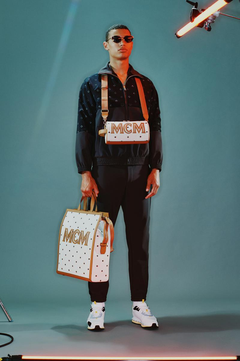 MCM Spring/Summer 2020 COllection release info berlin munic disco art viesto monogram music germany