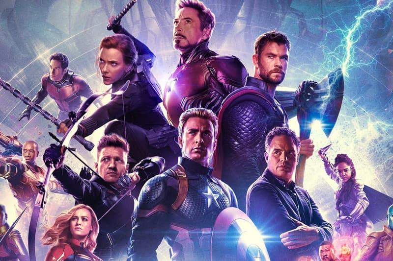 MCU Infinity Saga 4K Blu-Ray Box Set News Robert Downey, Jr. Captain America  hulk ironman thor hawkeye antman war machine Kevin Feige