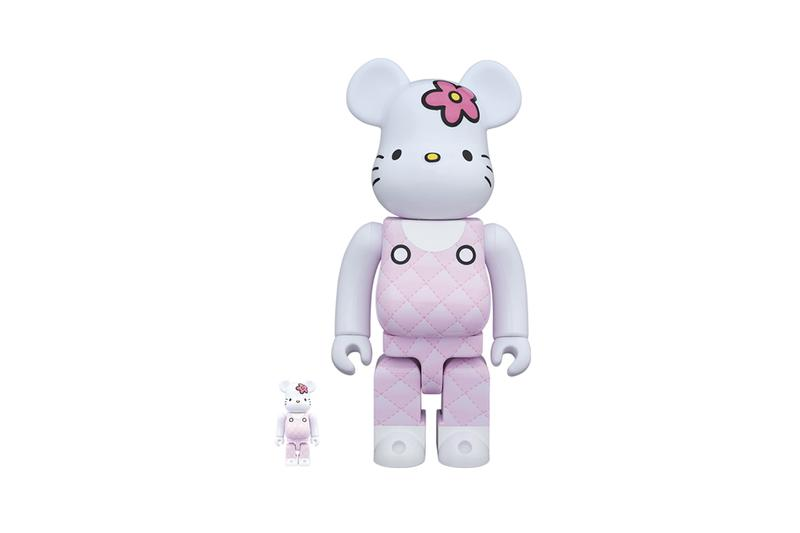 BEARBRICK HELLO KITTY Generation 1990 100 400 1000 1970 1980 figures toys toymakers sanrio cool japan japanese cartoon iconic pop culture boom accessories