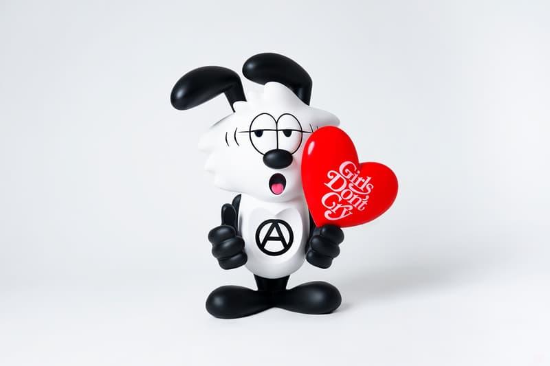 meet project vick by verdy allrightsreserved vinyl figures artworks