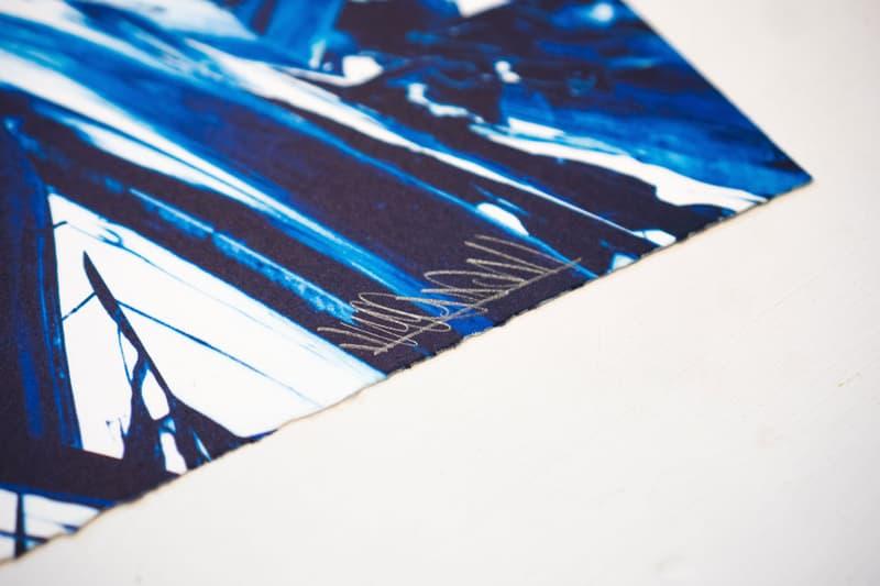 meguru yamaguchi splitting horizon number ten print them all lithograph edition artworks