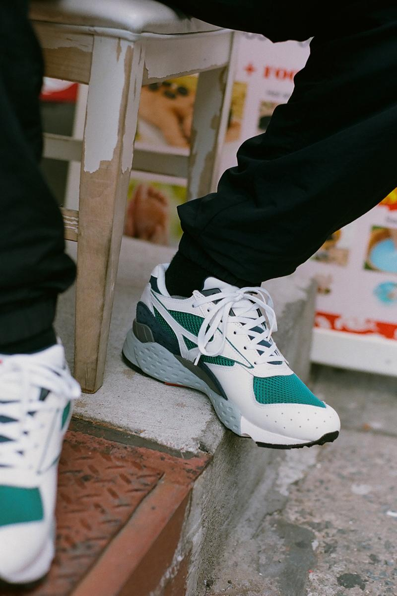 Mizuno mondo control og patta buy cop purchase release information 1990s japanese running sneaker amsterdam milan london colorway