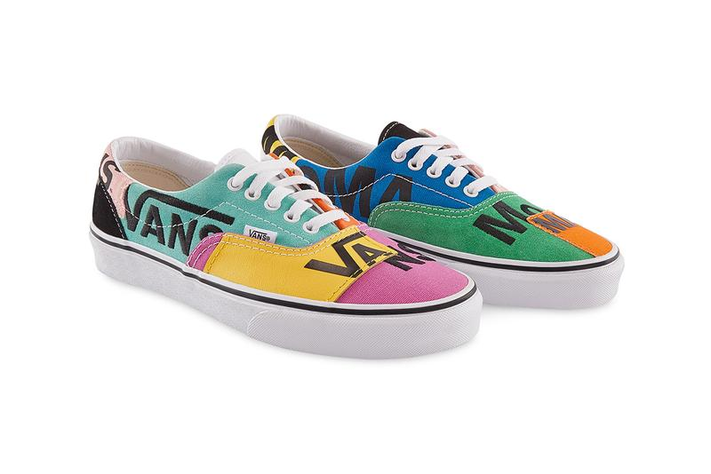 moma museum of modern art new york vans era colorful colorblocked issey miyake pleats please bao bao accessories uniqlo ut buy cop purchase release information