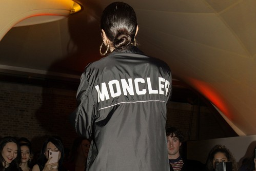 Here's What Happened at Moncler and fragment design's Serpentine Gallery Event
