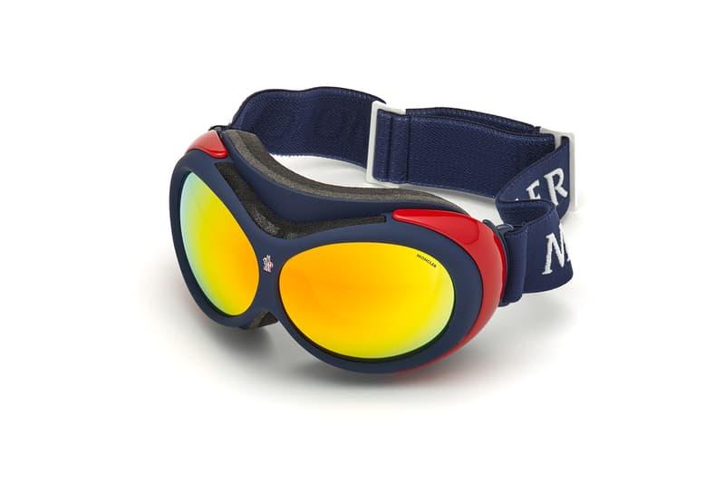 Moncler Grenoble Ski Goggles Holiday 2019 Photochromic Black Pink Navy Blue Gold White Red