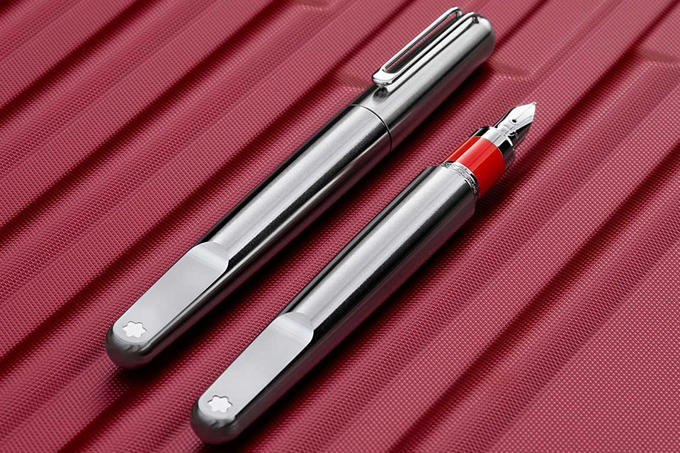 Montblanc Links Up With Marc Newson to Support (RED)