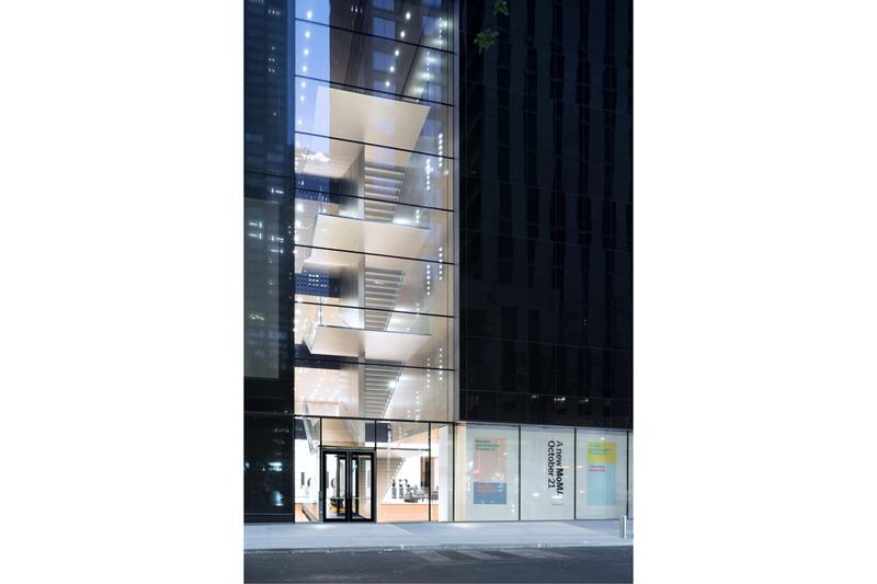 the museum of modern art new york city renovation expansion project exhibitions interior design architecture artworks
